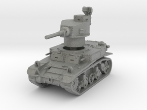 M3 Stuart early 1/87 in Gray PA12