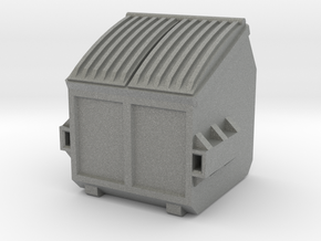 1/64 Dumpster 7 in Gray PA12