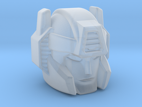 Pointblank Head for Earthrise Sunstreaker in Smooth Fine Detail Plastic