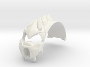 Mask For Print in White Strong & Flexible