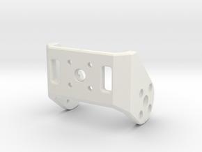 Darwin Mini Frm Ext 01 in White Natural Versatile Plastic