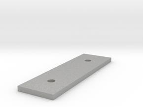 key-clamp in Aluminum