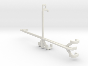 Infinix Smart HD 2021 tripod & stabilizer mount in White Natural Versatile Plastic