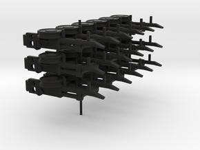 Dual-VickersK-Assem.v3x3 in Black Natural Versatile Plastic