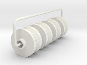 them screw savers 8 pz in White Natural Versatile Plastic