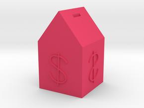 save money small helper in Pink Processed Versatile Plastic