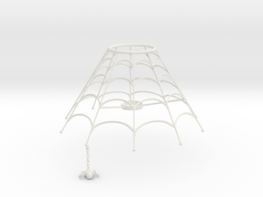 Spiderlamp in White Strong & Flexible