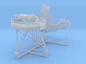LW-08 Air search radar 1/72 in Smooth Fine Detail Plastic