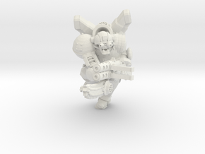 Orc Stormtrooper in White Natural Versatile Plastic