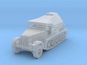 Sdkfz 7/3 Feuerleitpanzer 1/200 in Smooth Fine Detail Plastic
