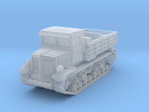 Voroshilovets tractor 1/220 in Smooth Fine Detail Plastic