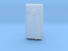 Stormtrooper in Carbonite (Star Wars Legion) in Smooth Fine Detail Plastic