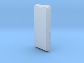 Blank Carbonite (Star Wars Legion) in Smooth Fine Detail Plastic