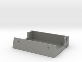ESC Relocation tray - Element Gatekeeper RC Truck in Gray PA12