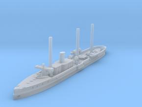 1/1250 Destructor Gunboat (1890) in Smoothest Fine Detail Plastic