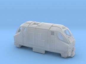 Mini 68 in Smooth Fine Detail Plastic