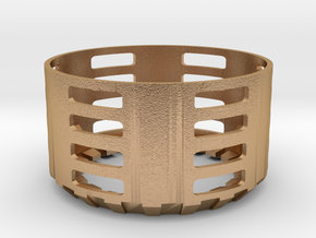 SKM_part4_CAP in Natural Bronze
