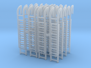Roof Ladder (x16) 1/120 in Smooth Fine Detail Plastic