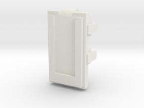 DNA30 & DNA20 Cradle 08142014-v3 in White Natural Versatile Plastic