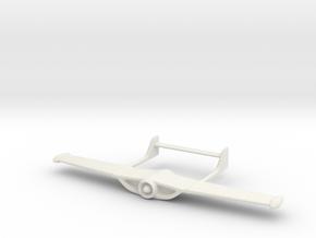 James Bond TMWTGG Aero Wing 1.43 in White Natural Versatile Plastic