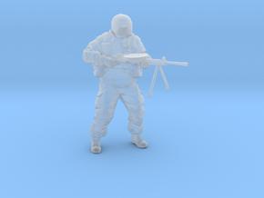 Tachanka survivor miniature model games rpg dnd r6 in Smooth Fine Detail Plastic