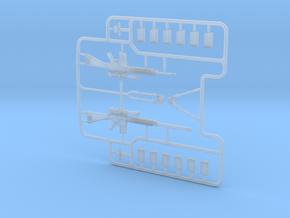 1/35 M110 SASS set MSP35-084 in Smoothest Fine Detail Plastic