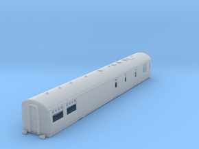 o-148fs-sr-bulleid-d2668-kitchen-buffet-car-mod in Smooth Fine Detail Plastic
