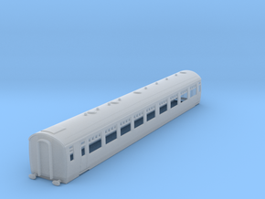 o-148fs-sr-bulleid-d2665-saloon-coach-mod in Smooth Fine Detail Plastic
