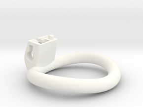 Cherry Keeper Ring G2 - 47x42mm WO -6° ~44.5mm in White Processed Versatile Plastic