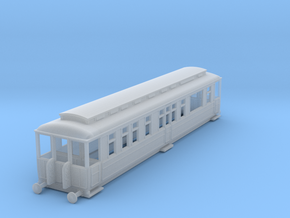 o-148fs-gcr-inspection-saloon-coach in Smooth Fine Detail Plastic