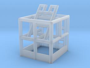 FSS Basket Release Frame in Smooth Fine Detail Plastic