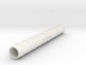 Extra Long Tig Handle Profax & Heavy Hitter in White Natural Versatile Plastic