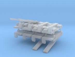 TLD NBL Belt Loader Set (x8) 1/500 in Smooth Fine Detail Plastic