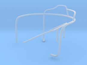 1/32 US Higgins Turret limit-stop-railing Port in Smooth Fine Detail Plastic