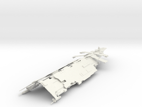 AttCruiser II in White Strong & Flexible