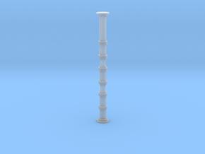 Star Trek TMP Warp Core 1-350 Vertical in Smoothest Fine Detail Plastic