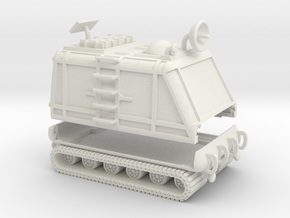1-35 Scale Chariot Kit w fix II in White Natural Versatile Plastic