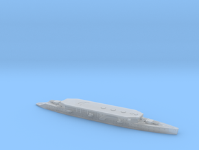 Rota 2inch (General Rota's Hybrid) in Smooth Fine Detail Plastic