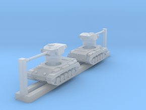 1/285 FV301 2-Pack in Smooth Fine Detail Plastic