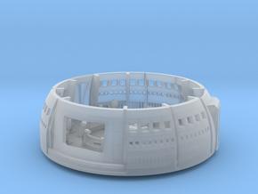 1/350 TUC Refit Bridge Interior in Smooth Fine Detail Plastic