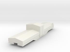 scale car vHO 4 2-3v2 in White Natural Versatile Plastic