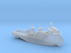 Kasteelborg_1250_FH_v1 in Smooth Fine Detail Plastic