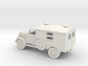 1/144 Phänomen Granit 1500 Ambulance in White Natural Versatile Plastic