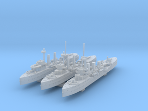 1/700 HSwMS Clas Fleming Collection in Smooth Fine Detail Plastic