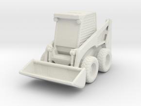 Bobcat S570 Loader 1/100 in White Natural Versatile Plastic