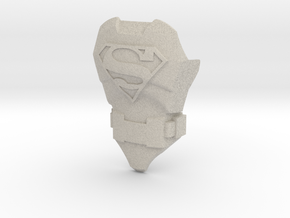 Superman Body | CCBS Scale in Natural Sandstone