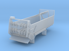 1/87th Parma 20' Bulk Box with Spreader in Smooth Fine Detail Plastic