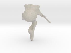 Mon3 in Natural Sandstone