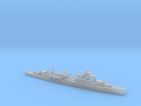HMS Fiji 1/2400 in Smooth Fine Detail Plastic