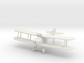 Sopwith Dolphin 5F1 with Twin Lewis in White Natural Versatile Plastic